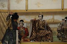 桧枝岐歌舞伎 千葉之家花駒座新春歌舞伎公演