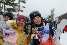 全日本スキー選手権フリースタイル
